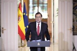 """Rajoy pide confiar en las fuerzas de seguridad: """"Las cosas no están peor ni hay más riesgos"""""""