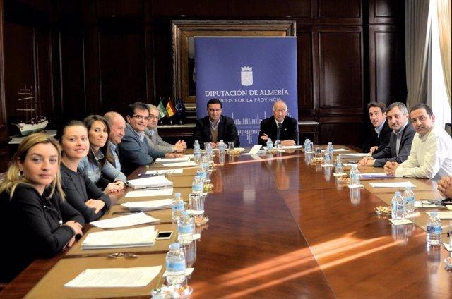 Junta de gobierno de la Diputación de Almería