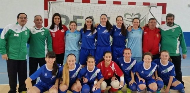 Selección de Almería de futbol sala femenino sub 17