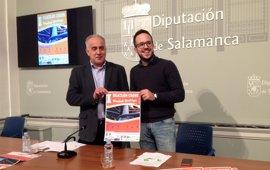 Ciudad Rodrigo (Salamanca) celebrará el 22 de enero su primer 'duatlón-cross' con un centenar de participantes