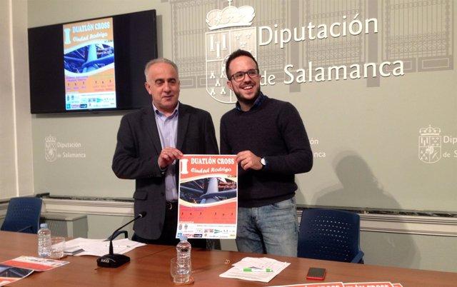 JesúsMartínez (I) y Carlos Fernández
