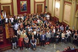 Participantes en el Plan de Empleo Social