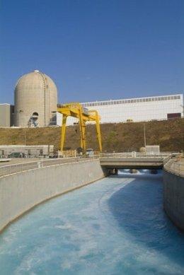 Vista De La Central Nuclear De Vandellòs II