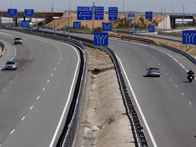 Autopista Ocaña-La Roda
