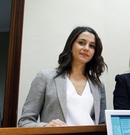 Inés Arrimadas, de Ciudadanos