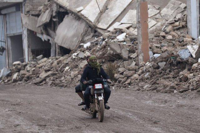 Día de tregua en Alepo