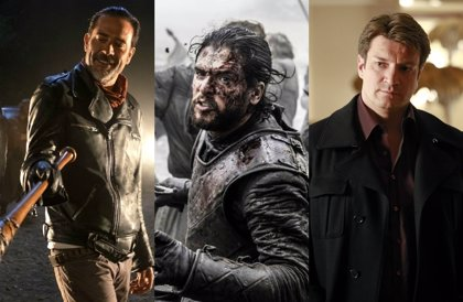 De Negan a Jon Snow: Las 10 noticias que han marcado la televisión
