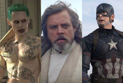 De Joker a Star Wars: Las 10 noticias de cine que marcaron 2016