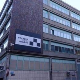 Unidad de Atestados de la Policía Municipal de Madrid