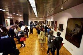 Unas 5.000 personas visitan las exposiciones de la Fundación Caja Rural de Aragón