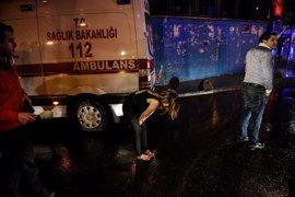 Ciudadanos de países de la región y Europa, entre las víctimas de Estambul