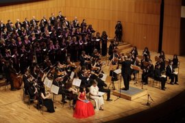 La Sinfónica de la UCAM ofrece este lunes un concierto homenaje a 'Star Wars' en el Víctor Villegas