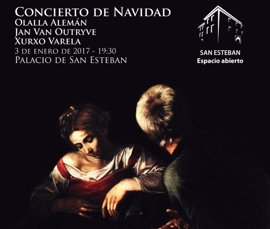 El martes se abre el Palacio de San Esteban para celebrar las fiestas con un concierto de música antigua