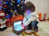 Foto: Regalos de Reyes: La clave no es la cantidad sino alimentar la emoción del niño