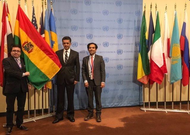 Bolvia miembro del Consejo de Seguridad
