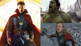 Confirmado: Doctor Extraño aparecerá en Thor: Ragnarok acompañando a Hulk y al Dios del Trueno