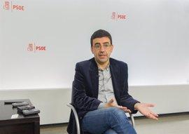 La Gestora del PSOE quiere decidir con el PSC sus pactos electorales
