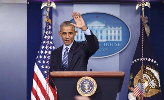 El presidente de Estados Unidos, Barack Obama