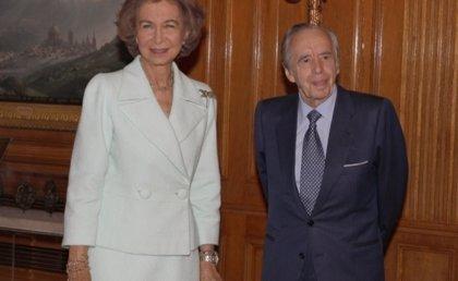 """Goirigolzarri recuerda a Sánchez Asiaín como """"un ejemplo, un pionero y un gran banquero"""""""
