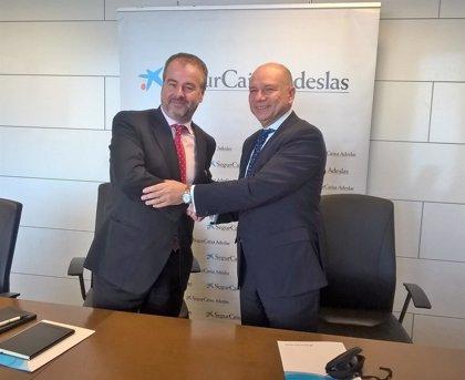 SegurCaixa Adeslas firma un acuerdo con Espanor para comercializar todos sus seguros de salud