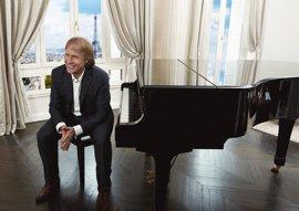 Richard Clayderman actuará en el Auditorio de Tenerife el 26 de marzo
