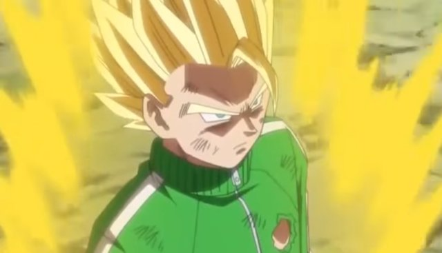 Dragon Ball Super: Son Gohan