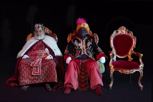 Campaña GEPAC de reyes magos