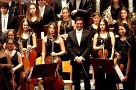 Hugo Carrio vuelve a dirigir la Orquesta UIMP-Ataúlfo Argenta en el concierto de Año Nuevo