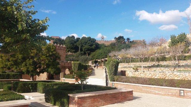 Las planta de La Alcazaba estarán señalizadas.