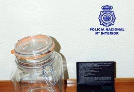 Detenido un joven por tráfico de drogas en el campus de Ourense