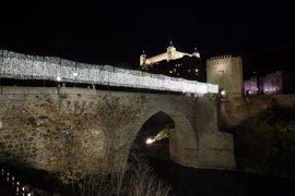 La cabalgata de Reyes de Toledo culminará con un castillo de fuegos artificiales