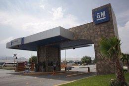 Planta de General Motors en Ramos Arizpe (México)