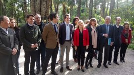 """Casado dice que Cospedal tiene """"capacidad acreditada"""" para trabajar en Gobierno y en el PP, pero la decisión es de Rajoy"""