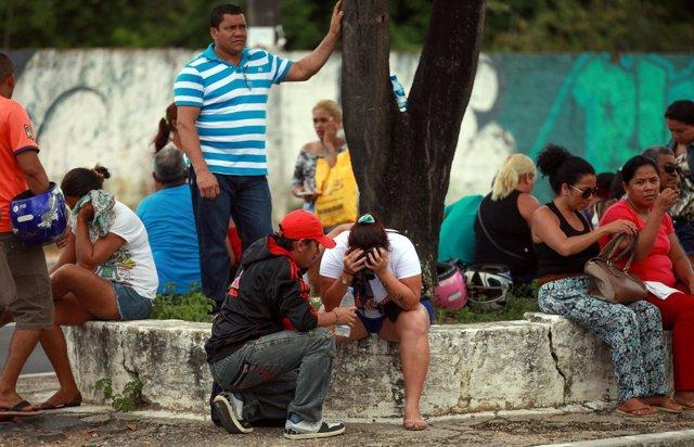 Una reyerta en la cárcel brasileña de Manaos se salda con 60 muertos
