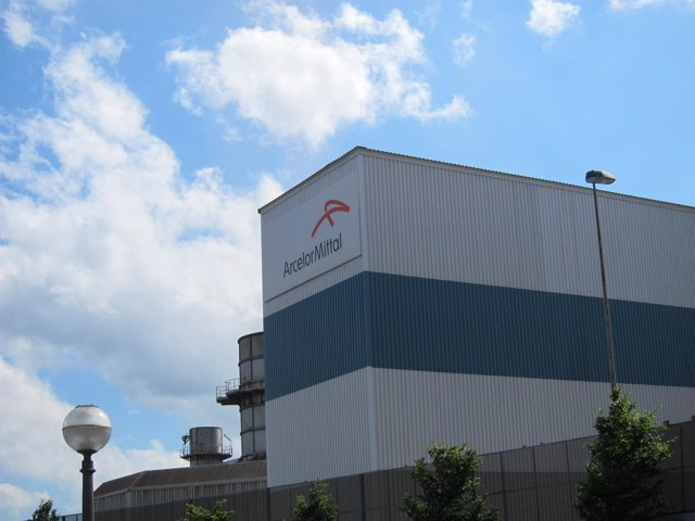 Sede De Arcelor Mittal En Sestao