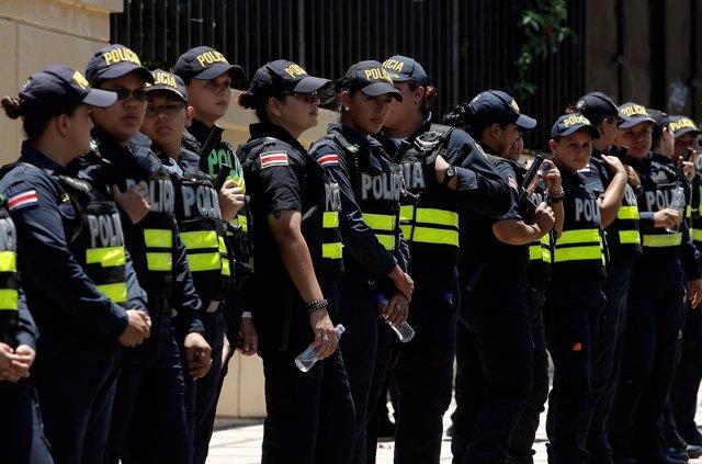Policía Costa Rica