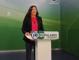 """PP-A lamenta el """"nuevo portazo"""" de Susana Díaz a la oferta de diálogo de Moreno"""