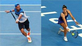 Feliciano y Arruabarrena caen ante EEUU en la segunda jornada de la Copa Hopman
