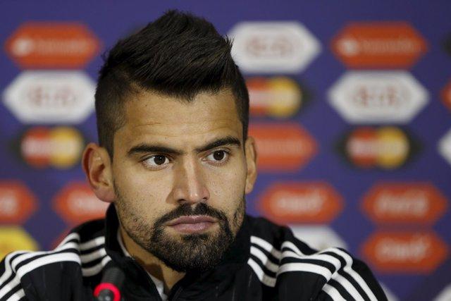 El capitán de la selección venezolana Tomás Rincón