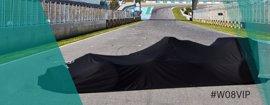 Mercedes presentará su nuevo coche el 23 de febrero