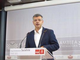 El PSOE destaca el empleo de diciembre y reitera que Extremadura necesita un plan especial