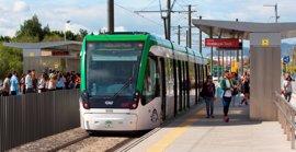 El metro de Málaga garantiza el paso de un tren cada 12 minutos durante la huelga
