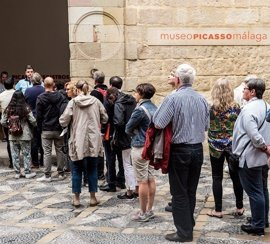 El Picasso Málaga, el museo más visitado de Andalucía en 2016