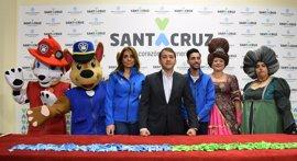 Más de 1.000 figurantes y 10 carrozas acompañarán a los Reyes Magos en Santa Cruz