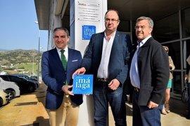 La Cooperativa Agrícola de Estepona recibe la placa Sabor a Málaga