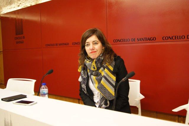 Marta Lois turismo de Santiago
