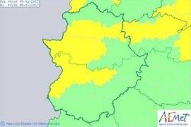 Diversas zonas de Extremadura, en alerta amarilla este jueves por nieblas