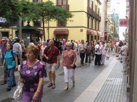 El gasto de los turistas extranjeros crece un 10,7% en Canarias hasta noviembre