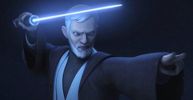 Obi Wan Kenobi en Star Wars Rebels