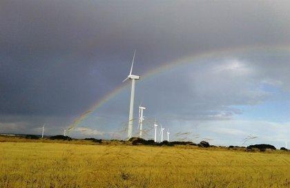 El parque eólico de Iberdrola La Plana III, en La Muela, cumple 20 años de funcionamiento
